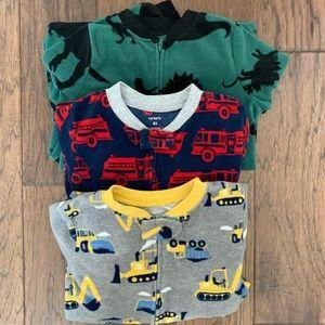 Carter's Footed Fleece Pajamas